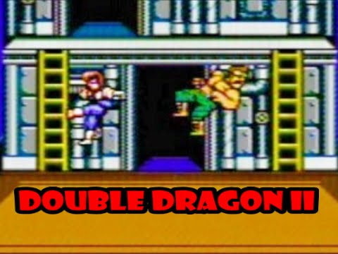 Double Dragon Ii Walk Through Nes With Cheats Youtube