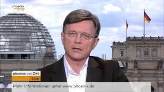 Wahl in Österreich: Ewald König über die Annullierung der Bundespräsidentenwahl am 01.07.2016