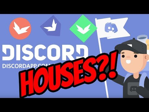 Explained: NEW DISCORD HYPESQUAD HOUSES