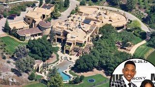 Conoce La Mansion Orgánica De Will Smith En Malibu.