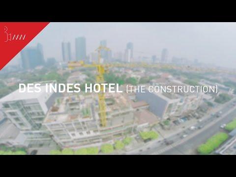 DES INDES HOTEL | PROGRESS II (THE CONSTRUCTION) • MNEMONIC