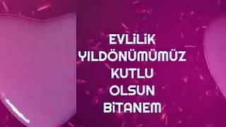 Evlilik yıl dönümü şarkısı ile videosu   YouTube