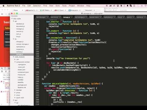 IndexedDB console.log() TransactionInactiveError