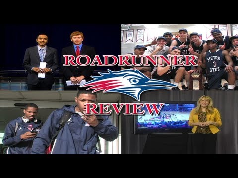 The Roadrunner Review - Metro State Sports Magazine Show - Episode #35