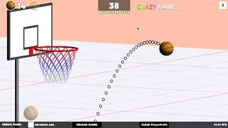 Basketball Skills Crazygames