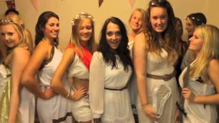 SOTON LADIES LAX #WhenInRome #Fundraiser #TOGA