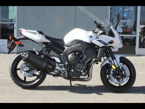 2014 Yamaha FZ1 - YouTube