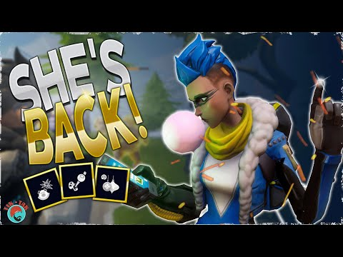 FRAGMENT FLURRY JESS // THE FRAGMENT QUEEN IS BACK // FORTNITE SAVE THE WORLD