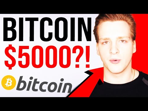 BITCOIN $5000 LAST DUMP?! 🛑 Halving Calculation - Programmer Explains