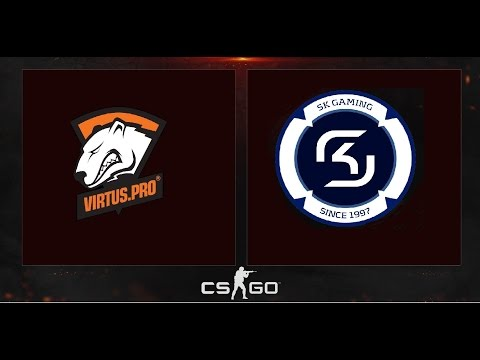 VP vs SK - EPICENTER  Moscow - Mirage (Game 1)