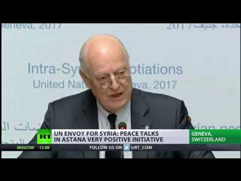 Rhetoric or resolution? New round of talks on Syria to kick off in Geneva