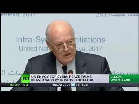 ¿Retórica o resolución? Nueva ronda de conversaciones sobre Siria para poner en marcha en Ginebra