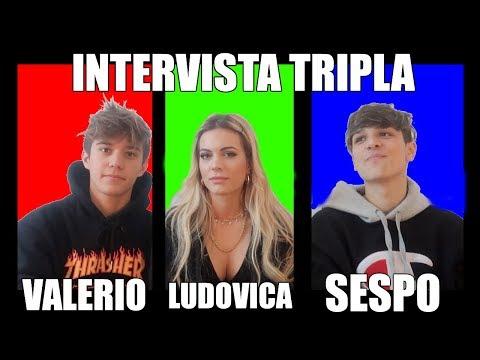 INTERVISTRA TRIPLA con LUDOVICA PAGANI E SESPO!! *hot*