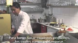 Cocina sana: Esalada de Cochayuyo