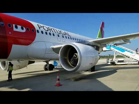 TAP Air Portugal A320 Economy Review (London To Lisbon)