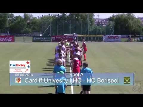 EC@Vienna  Cardiff University LHC -- HC Borispol  1:6