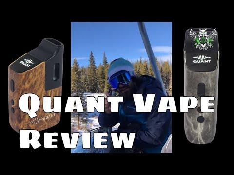 Quant Vaporizer Review | Quant Vape | Dry Herb Vape | Dry Herb and Oil Vape | Oil Vape | Dab Vape