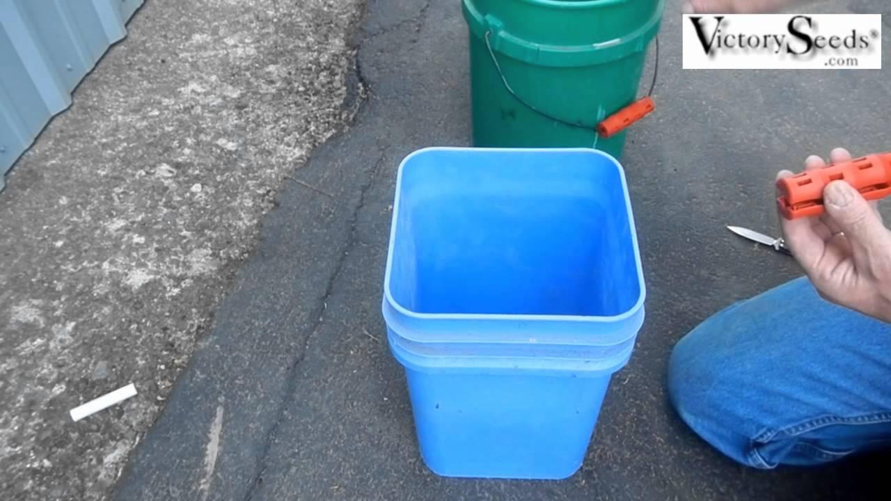 4 pc Orange SNAPPY GRIP Mining-Farming-Gardening-Painting Bucket Handles