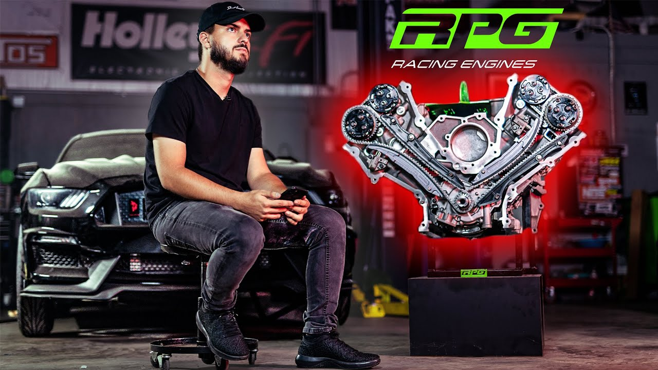 Unveiling my Racecar's new 2,000hp Rated 5.2L Twin Turbo Engine Setup!