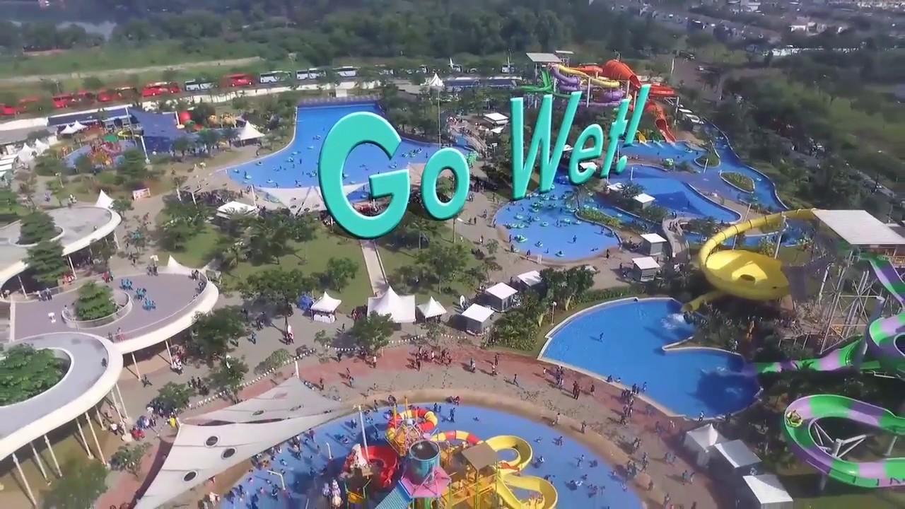 Taman Grand Wisata Bekasi - Tempat Wisata Indonesia