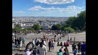 A quick Tour in sunny Montmartre #June 2020 !