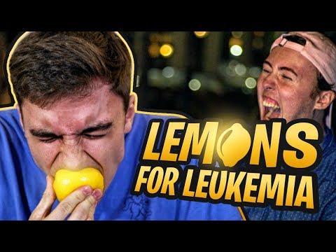 LEMONS FOR LEUKEMIA CHALLENGE - Houston Outlaws