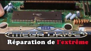 [Réparation] Sega Mega Drive - Réparation de l
