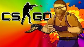 CS:GO - The OP R8 REVOLVER MADNESS! (Counter Strike Global Offensive Gameplay!)