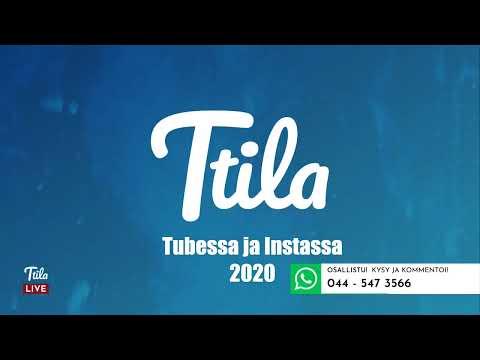 Ttila LIVE: Pääsiäinen (7.4.2020)