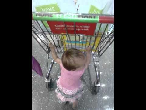 Baby drive wagon
