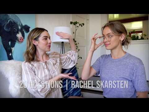 20 Questions  Rachel Skarsten