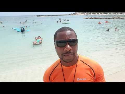 Vacation in Labadee Haiti