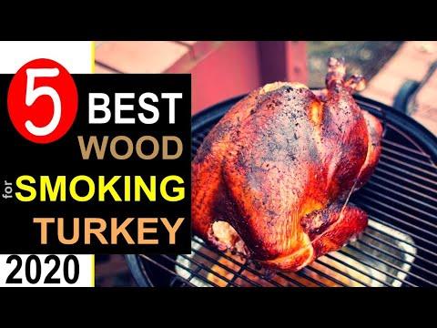 Best Smoker Wood Chips 2020  🏆  Top 5 Best Wood for Smoking Turkey