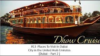 #13 Places to visit in Dubai | Picnic spot & Tourist Attraction | UAE Tourism (Part 2)