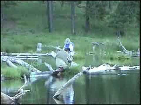 """Fly Fishing - Beaver Watching - Magone Lake, Grant County Oregon"" - (REAL LIFE FISHING STORIES)"