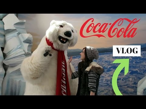 VISIT THE WORLD OF COCA-COLA WITH ME! | VLOG