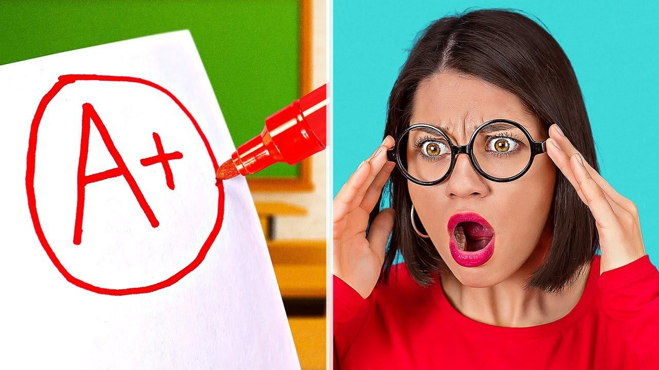 Download ¡TRUCOS ESCOLARES DIVERTIDOS Y ÚTILES! TRUCOS DE REGRESO A LA ESCUELA por 123 GO! SCHOOL