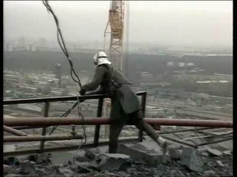 Tschernobyl Wolke Animation