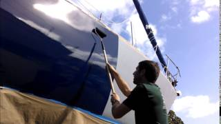 Top Paint: Applying the Top Coat