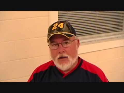 Rodney Turner of the Nashville Singers