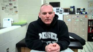 Cd Wrestling Coach Jeff Sweigard Is A Fan Of Yingst Homes