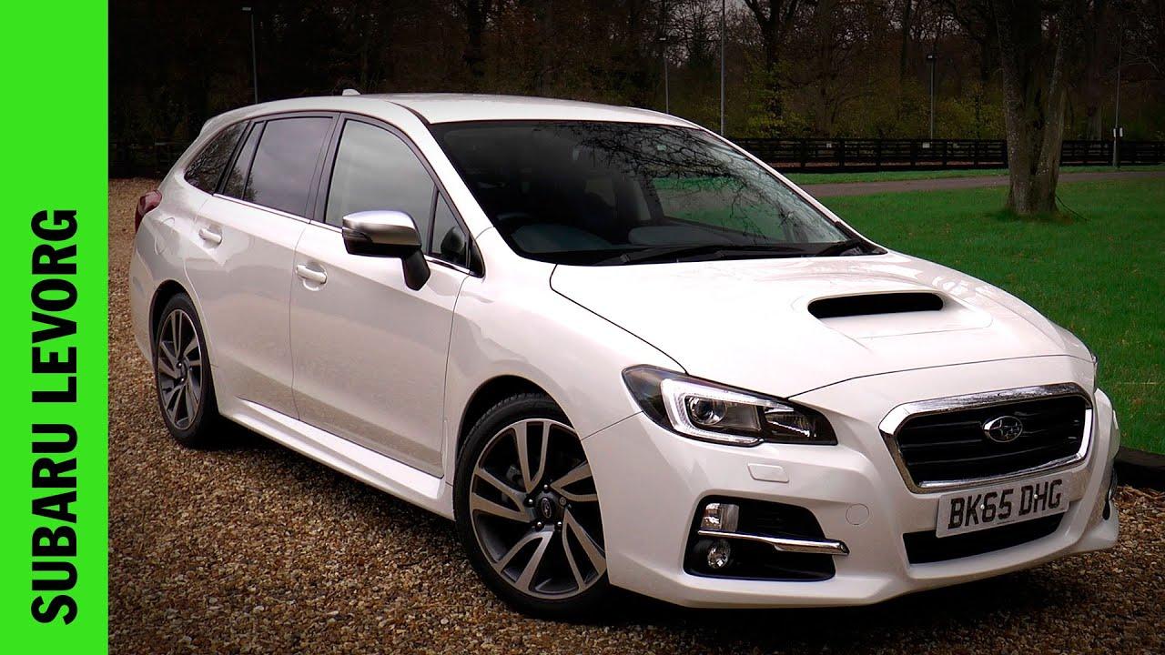 Subaru levorg review