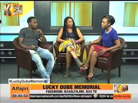Tribute to Lucky Dube: Nkule Dube's Story.