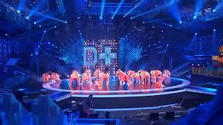 V Unbeatable America&#39s Got Talent 2020 Winner Indian Dance group finals.