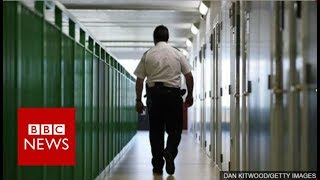 The prison in a 'state of crisis' - BBC News