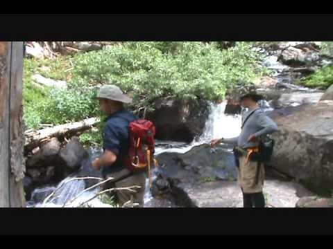 Jed Smith Wilderness w/ the Mancinis