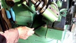 Clarkson Tool & Cutter Grinder