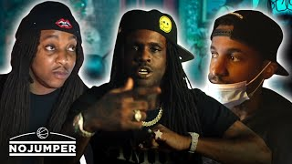 Chief Keef & Lil Reese Behind The Scenes Vlog!