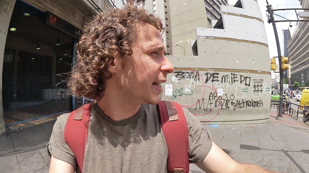 Caminando por las calles de Venezuela | NO HAY PAN