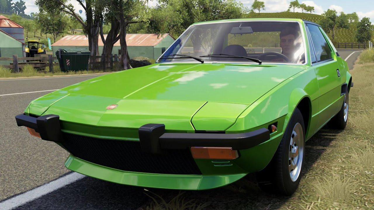 1975 fiat x1 9